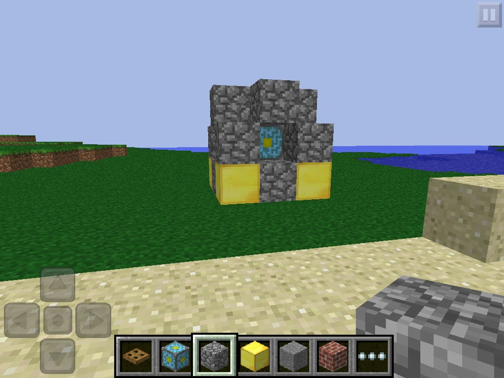 how to find a mine in minecraft pocket edition