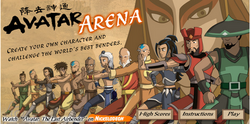 Avatar Arena cover