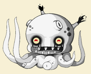 Zombie Octopus.