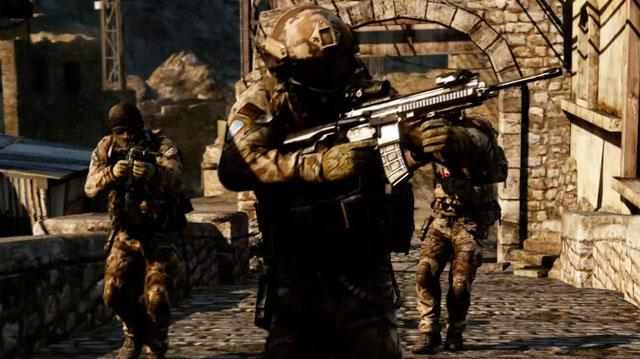 Medal of Honor Warfighter Zero Dark Thirty DLC Launch Trailer