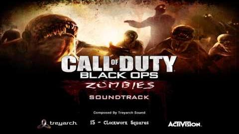 Call Of Duty Black Ops Zombies Soundtrack - FULL SOUNDTRACK 1080P HD