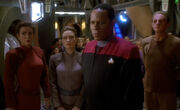 Bajoran Militia uniforms