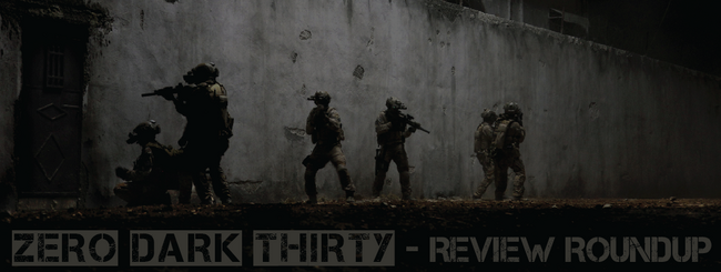 Reviews Zero Dark Thirty