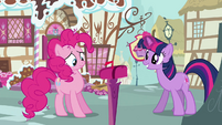 Twilight 'then why don't you send her a letter first' S3E07