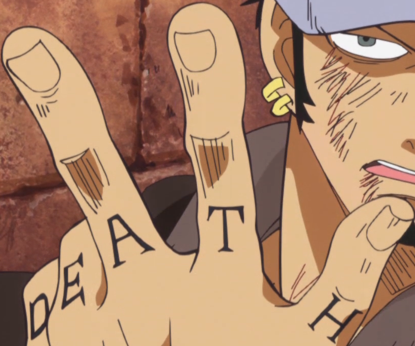 trafalgar law the one piece wiki manga anime pirates