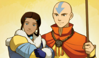 Aang and Katara&#39;s future