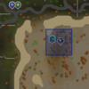 Al Kharid mining site location