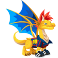 Dragón Futbolista Fase 2