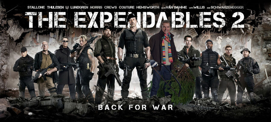 The Expendables 2dfthulesencolor