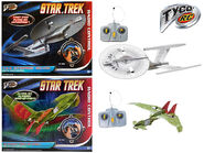 Mattel Tyco Star Trek starships