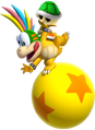 Lemmy Koopa Shell