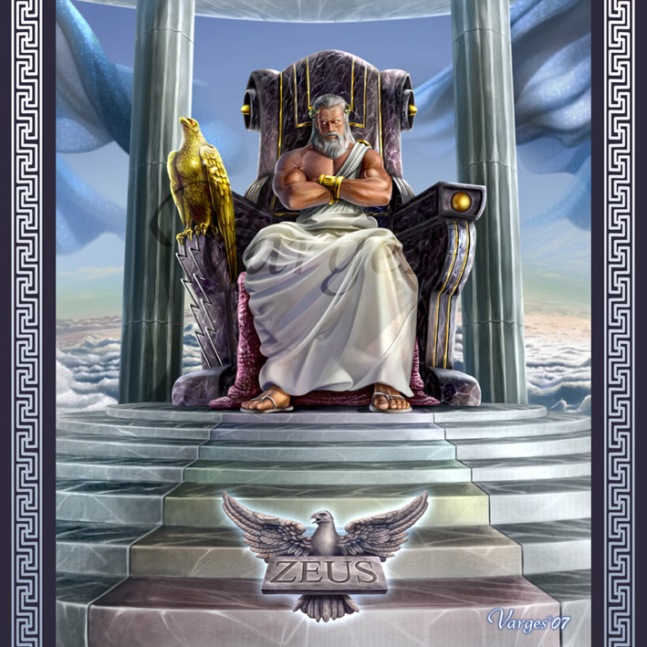 Zeus Bull Zeus - Myth Wik...