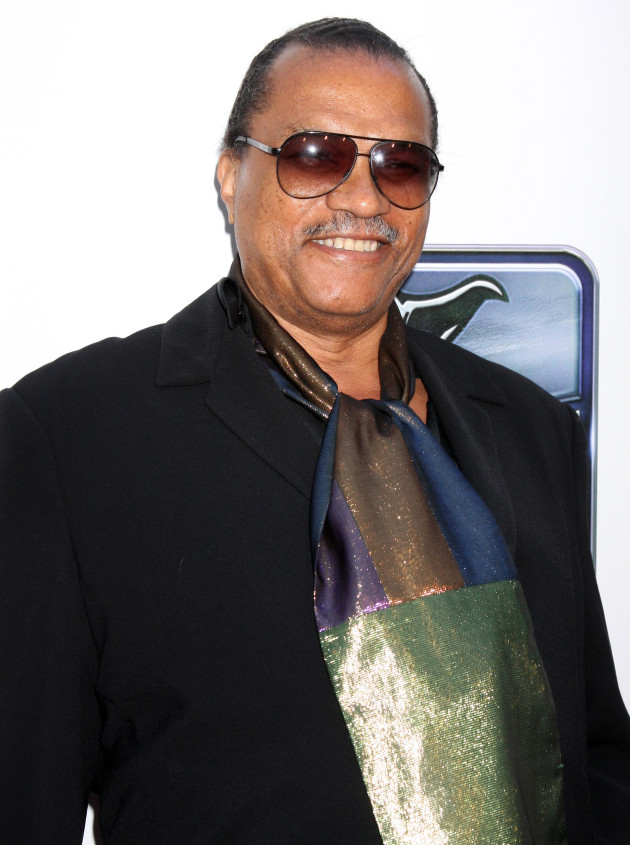 Billy Dee Williams by Gage Skidmore