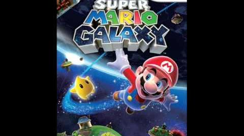 """Bouldergeist Kingfin Battle"" from Super Mario Galaxy"