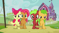 Apple Bloom &#39;Seriously&#39; S3E08