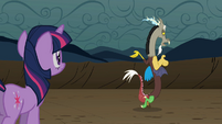 Discord &#39;Keep trying, Twilight Sparkle&#39; S2E02
