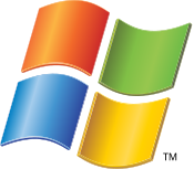2001-2011 Windows logo