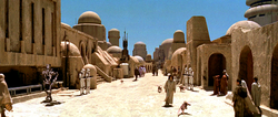 Mos Eisley street
