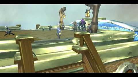 Mists of pandaria 85 alliance intro