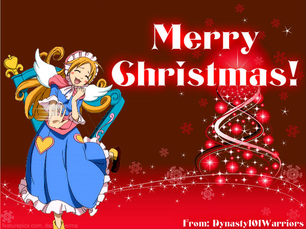 Merry Christmas (Girls)