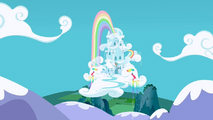 Rainbow Dash&#39;s house