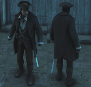 AC3 Mercenary uniform