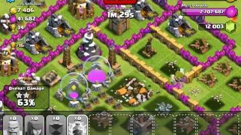 clash of clans guide hq th9