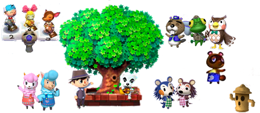 Animal Crossing Enciclopedia  Fandom powered by Wikia