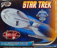 Mattel Tyco USS Enterprise Quick Charge Flier