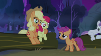 Applejack &#39;Fraid so, Scootaloo&#39; S3E06