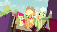 Applejack so sorry S3E8