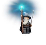 Gandalf Lego figure