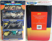 Galoob Buy 2 Get 1 Free Star Trek Micro Machines ships