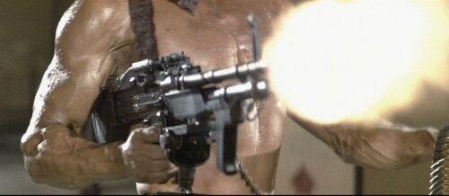 m60 machine gun rambo
