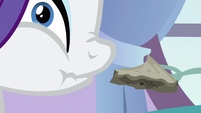 Rarity gag reflex S3E9