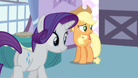 Rarity what was that S3E9