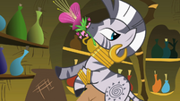 Zecora Retrieving Heart&#39;s Desire S2E6