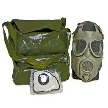 Czech om10 gas mask
