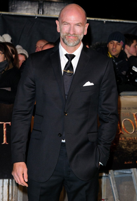 Graham McTavish NY Premiere