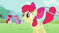 "Apple Bloom ""Great job, girls!"" S2E6"