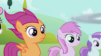 Scootaloo Hair S2E6