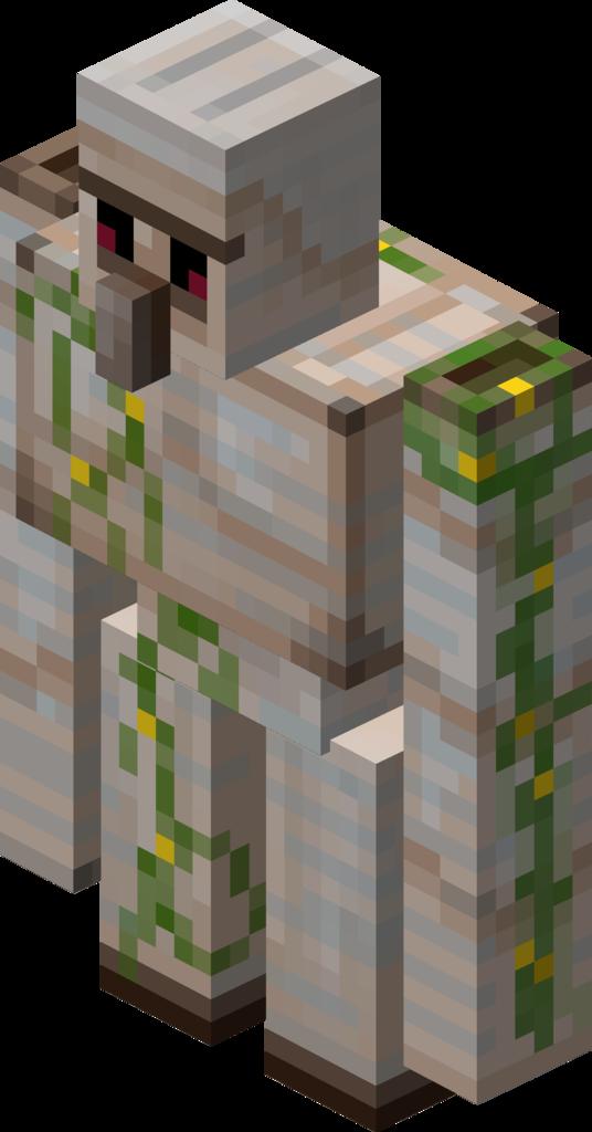 Iron Golem - Minecraft Wiki  Iron Golem - Mi...