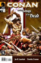 Conan and the Songs of the Dead Vol 1 2