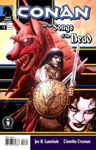 Conan and the Songs of the Dead Vol 1 3