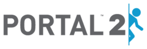 Portal2 logo web