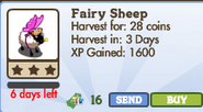 Fairy Sheep Market Info (January 2012)