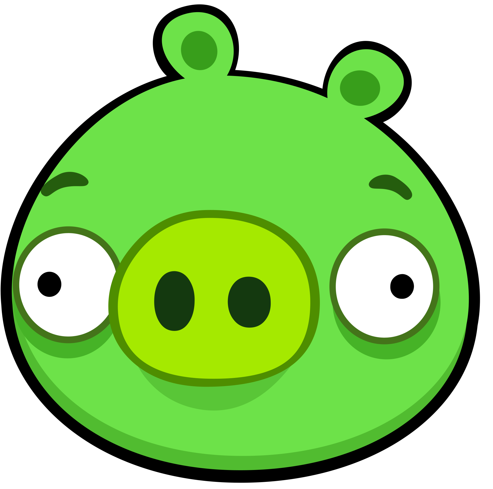 Image Minion Pig Copypng Angry Birds Wiki