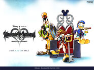 KH1.5 HD ReMIX - Wallpaper 1024x768