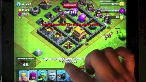 clash of clans guide th7