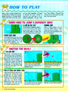 Nintendo Power Magazine V. 1 Pg. 008